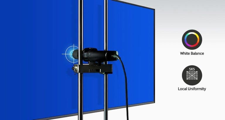 Achieve Ultimate Picture Quality through Advanced Calibration